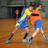 Moins de 16 masculins 1 contre Marsannay (05-04-14)