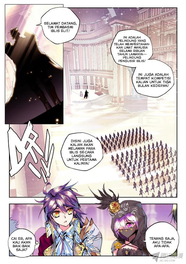 Shen Yin Wang Zuo Chapter 91