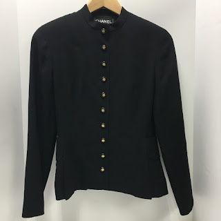 Chanel Black Blazer