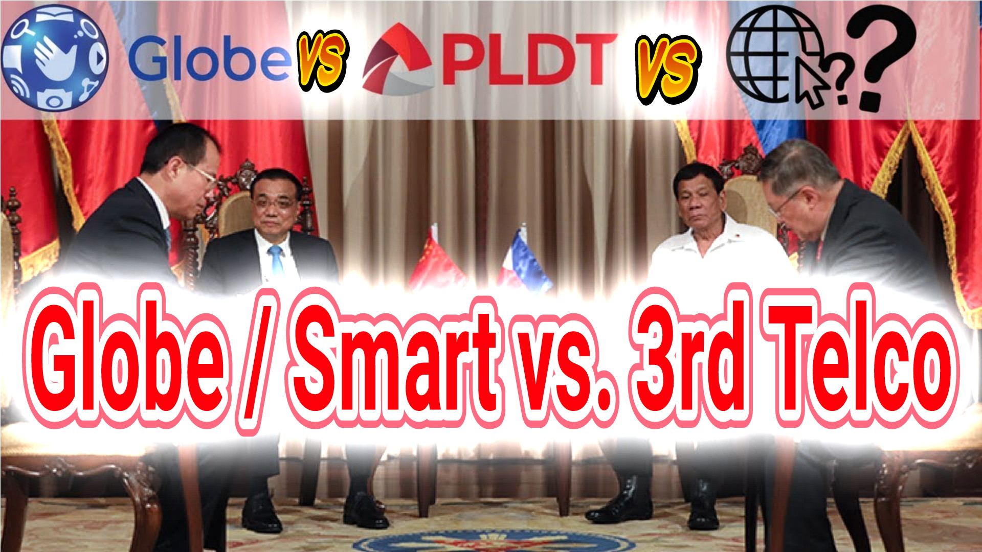Image of Breaking Duopoly in the Philippines Telecommunications Industry
