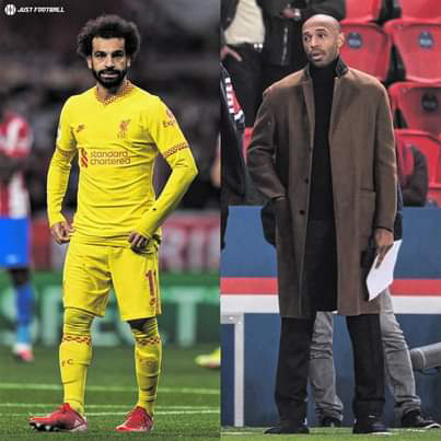 Thierry Henry on whether Mo Salah is the best in the world