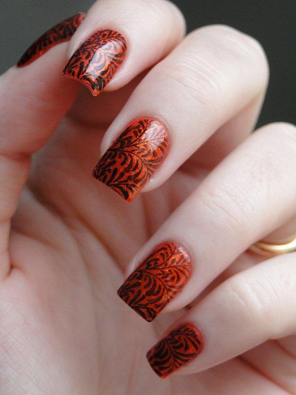 Examples Of Elegant Nail Art Designs 2017 Styles Styles Art