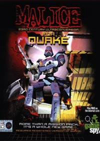 Malice for Quake - Review By Liwei Zhuo