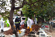 Kabar Duka :Warga Karawang Kota Meninggal Dunia Akibat Virus Corona