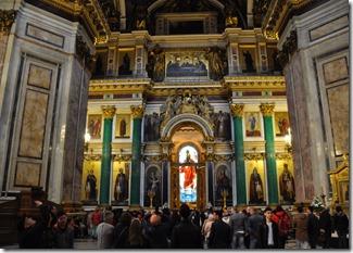 5 iconostase St Isaac