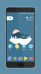 Vivid Icon Pack - ViviBurst Screenshot