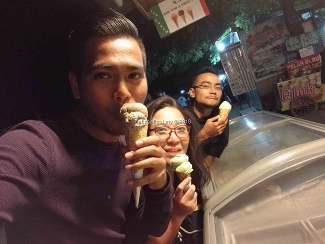 Gili gelato Lombok