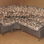 """Модель """"Фантазия"""" набор: кресло 500 мм, угловая секция, диван 900 мм (Sanpaulo 06 - Sanpaulo pln 06)"""