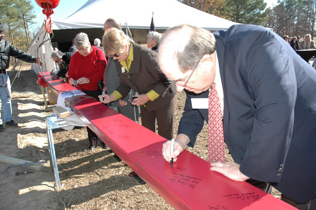 UACCH-Texarkana Creation Ceremony & Steel Signing - DSC_0012.JPG