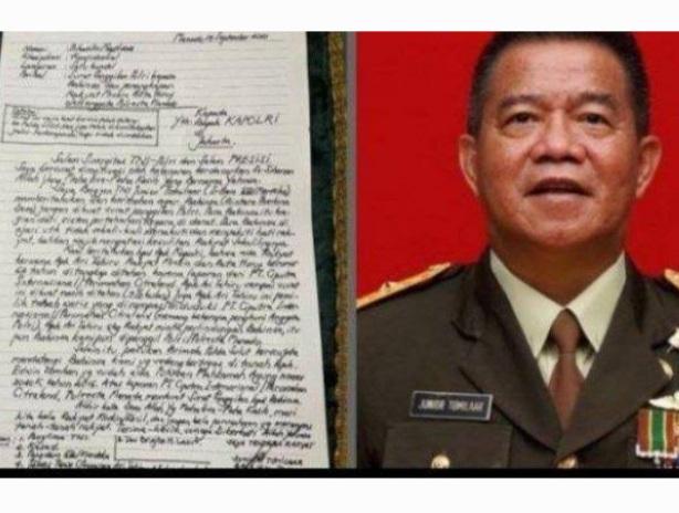 Dicopot dari Inspektur Kodam Merdeka, Netizen Beri Pangkat Tertinggi untuk Brigjen Junior Tumilaar