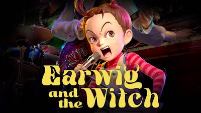 Earwig and the Witch movie and title image