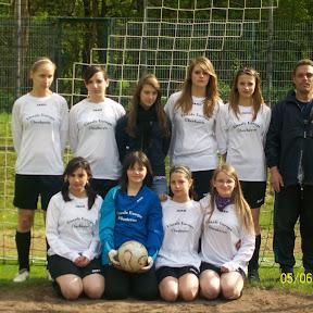 06.05.2009 C-Mädchen: Einzel- u. Mannschaftsfotos