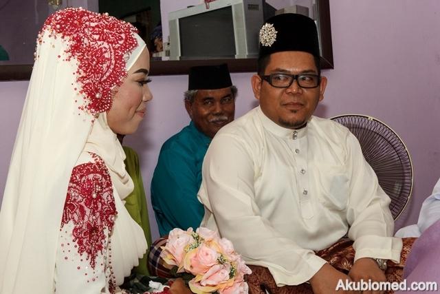 pengantin lelaki dan perempuan