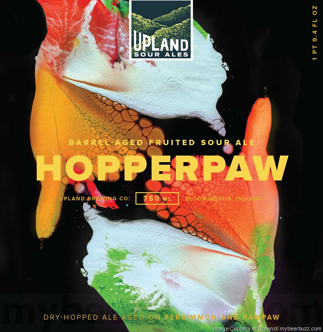 Upland Sour Ales - Hopperpaw