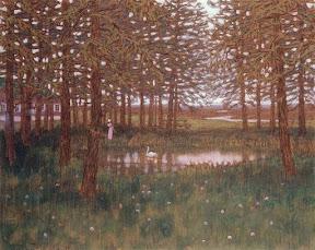Лиственницы, 1905