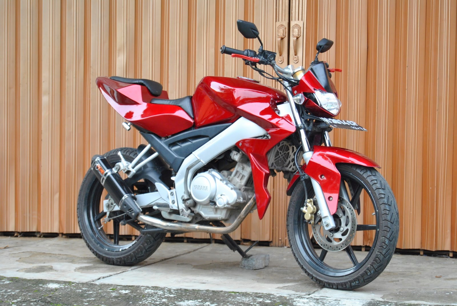 Modifikasi Minimalis Vario Techno 125