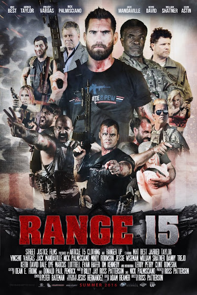 Zombie - Range 15 - Biệt Đội Chống Zombie