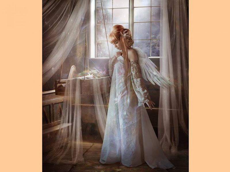 Angel In The Bedroom, Angels