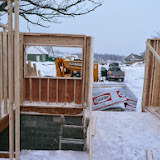 Building of new home in Waukesha, WI - P1030354.JPG