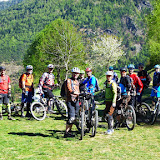 Bike - Technikwoche mit Manfred Stromberg 2015 (bikehotels.it trailbiker)