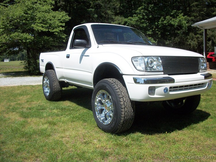 2002 toyota tacoma regular cab specifications pictures prices. Black Bedroom Furniture Sets. Home Design Ideas