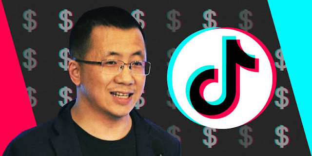 Tiktok boss says he developed for poor Indians and jobless people