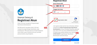 Cara mendapatkan nomor UKG dan Aktivasi SIM-PKB