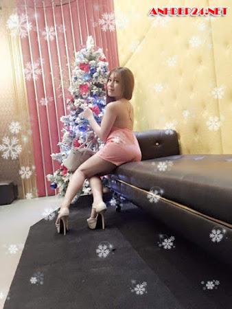 Hot girl Luna Tuyến
