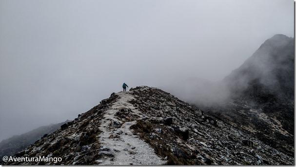 Trekking até o Campo Alto