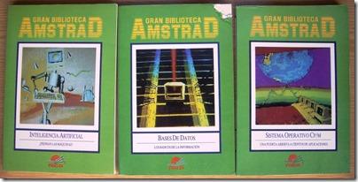 amstrad libros