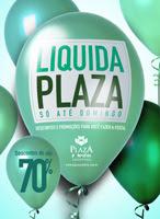 Plaza promove uma festa de preços baixos