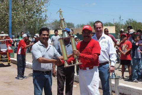 Huracán, campeón de media tabla en la Liga Municipal de Futbol Soccer