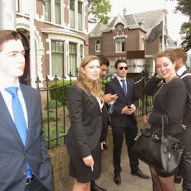 Kantoorbezoek van Lanschot Bankiers (22 mei 2014)2013