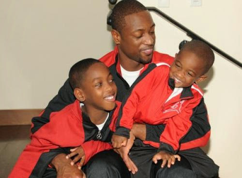 Nba Star Dwyane Wade Awarded Custody Of Sons