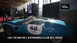 110 ans automobile club de l'ouest 1
