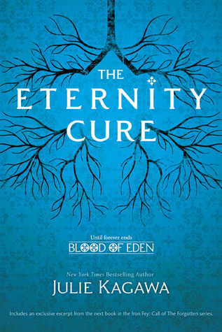 ARC Book Review: The Eternity Cure by Julie agawa