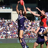 Fremantle v Essendon Round 7 2017
