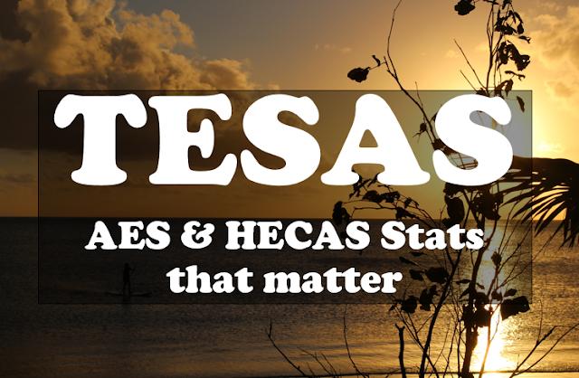 TESAS AWARD HECAS AES