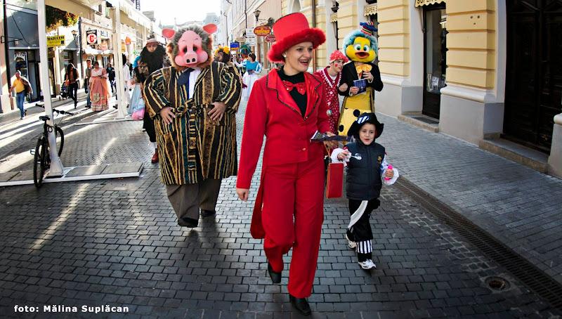 Ziua mondială a teatrelor de păpuşi #1