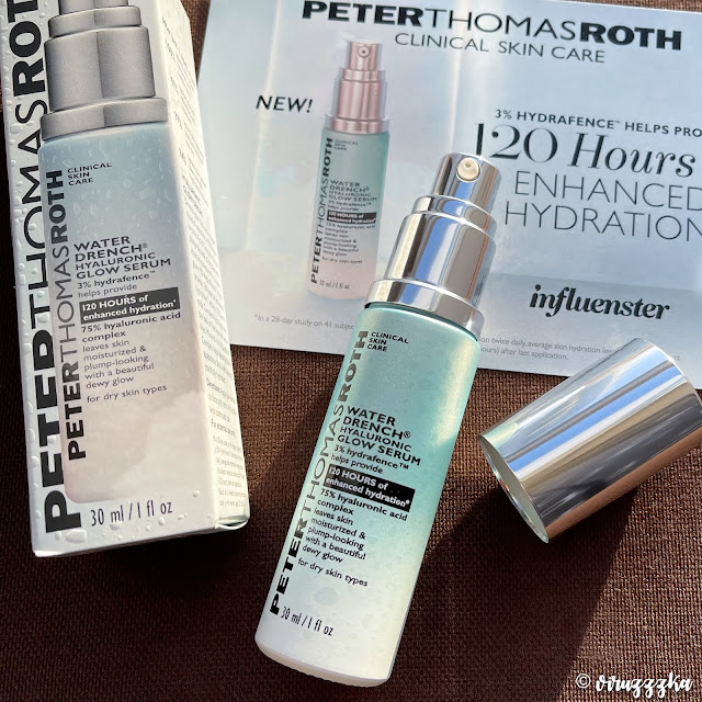 Peter Thomas Roth Water Drench Hyaluronic Glow Serum Review