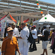 Independence Day Outreach Event, 2011