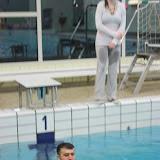 2013 Afzwemmen B diploma 25 feb Volwassenen