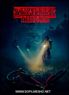 Download - Stranger Things 1° Temporada Completa (2016) Torrent WEBRip 720p Dual Áudio