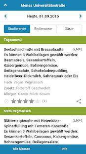 Mensa Bielefeld - náhled