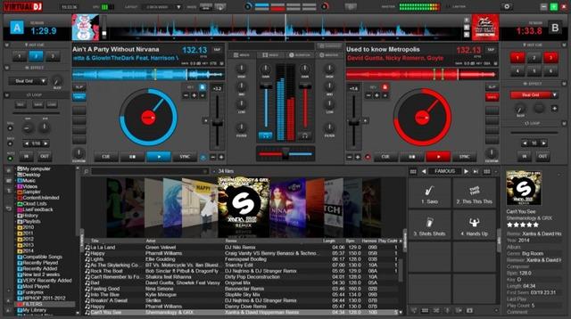 تحميل برنامج الدى جى الأقوى Virtual DJ 8.1 build 2857