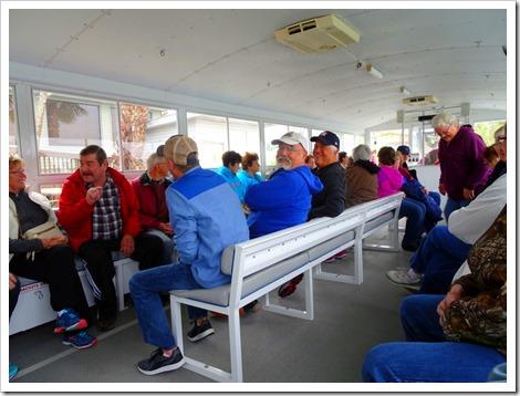 Riverside Boat trip