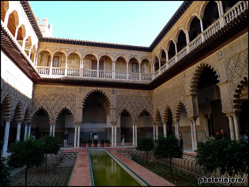 Real Alcázar de Sevilla