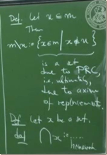physics set theory axiom replacement 3