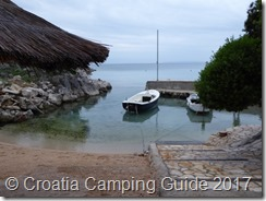Croatia Camping Guide - Camp Kanić Mini Marina