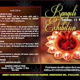 Rangoli Exhibition 2012